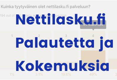 nettilasku.fi kokemuksia ja palautetta käyttäjiltä