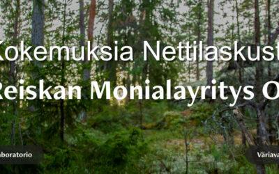 Nettilasku.fi -kokemuksia –  Reiskan Monialayritys Oy